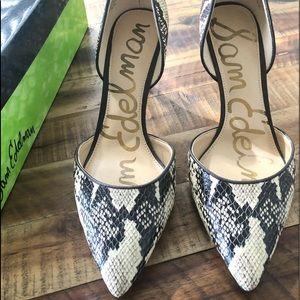 Sam Edelman shoes, 7.5